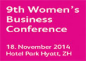 www.claudialarsen.ch - 9th Womens Business Conference 2014